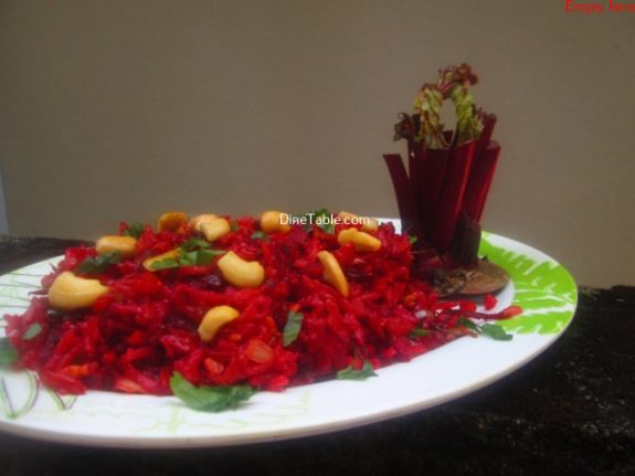 Beetroot Rice Recipe / Kerala Rice