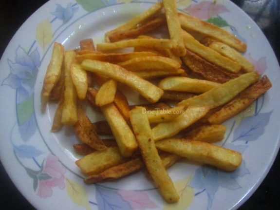 Chilly Potato Recipe / Yummy Dish