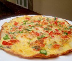 Egg Dosa Recipe / Simple Dish