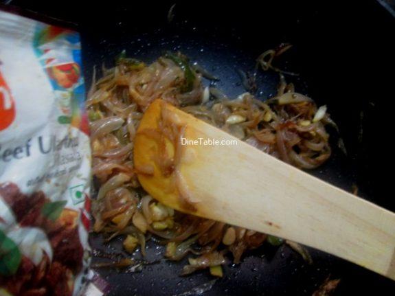 Nadan Beef Ularthiyathu Recipe / Healthy Dish