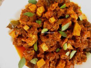 Nadan Beef Ularthiyathu Recipe