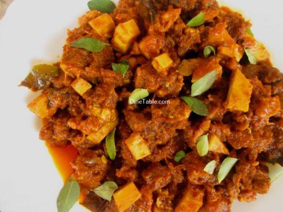 Nadan Beef Ularthiyathu Recipe / Yummy Dish