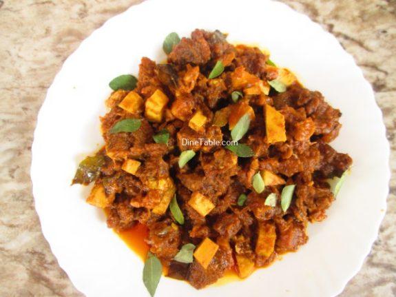 Nadan Beef Ularthiyathu Recipe / Delicious Dish