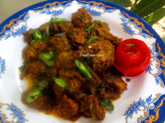 Pepper Chicken Recipe / Tasty Dish