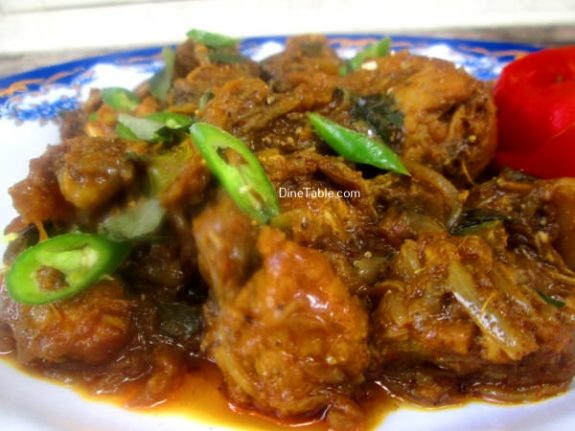 Pepper Chicken Recipe / Easy Dish