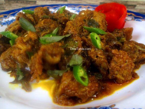 Pepper Chicken Recipe / Quick Dish