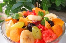 Fruit Chat Recipe / Healthy Chat