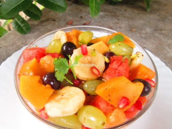 Fruit Chat Recipe / Simple Chat