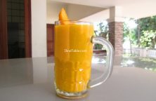 Mango Banana Smoothie Recipe / Tasty Drink
