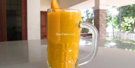 Mango Banana Smoothie Recipe / Tasty Drink