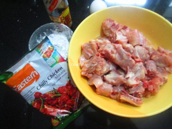 Spicy Chilly Chicken Recipe / Perfect Dish