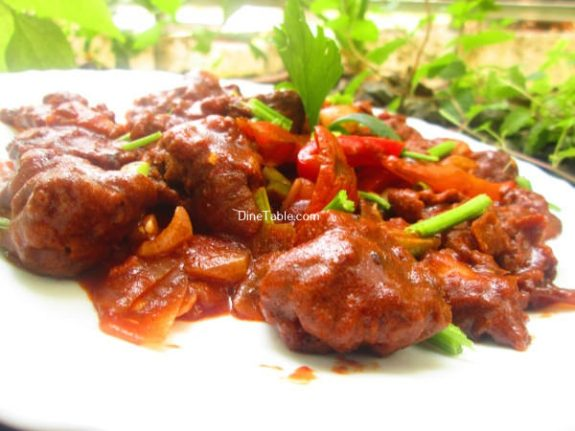 Spicy Chilly Chicken Recipe / Non Veg Dish
