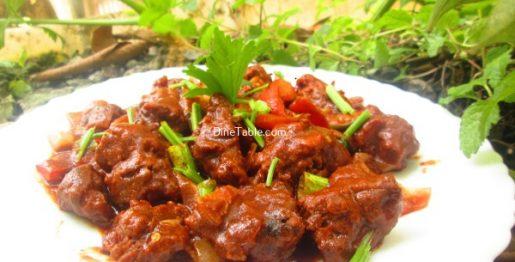 Spicy Chilly Chicken Recipe