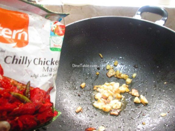 Spicy Chilly Chicken Recipe / Delicious Dish