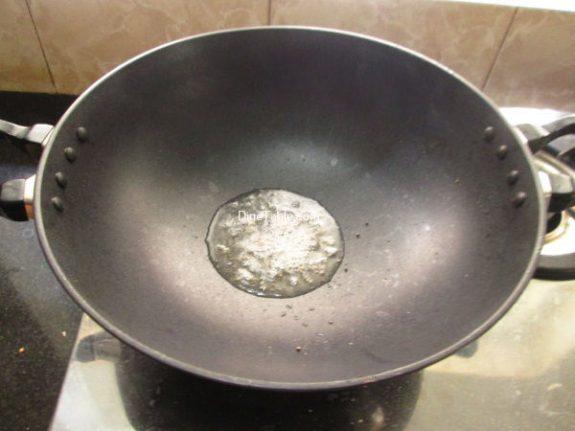 Chakkakuru Cheera Thoran Recipe / Jackfruit Seed Dish