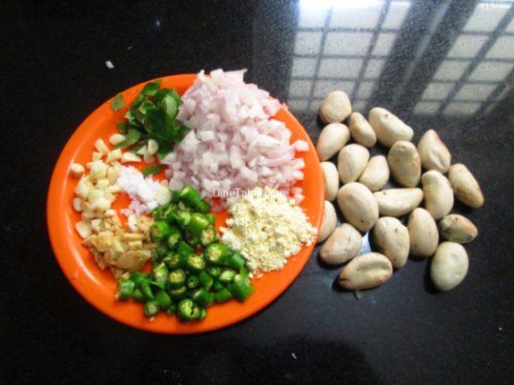 Chakkakuru Vada Recipe / Vegetarian Vada