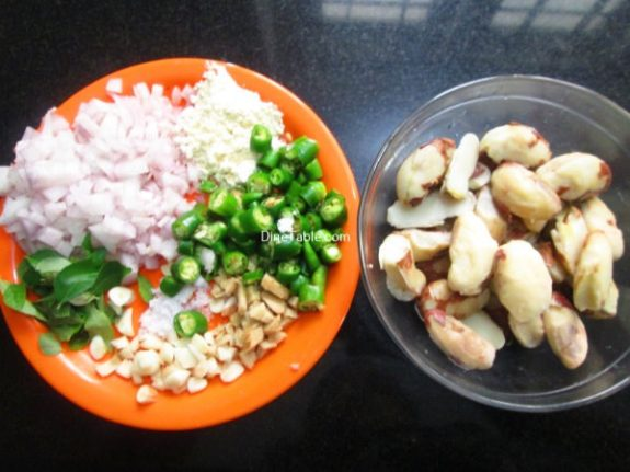 Chakkakuru Vada Recipe / Tasty Vada
