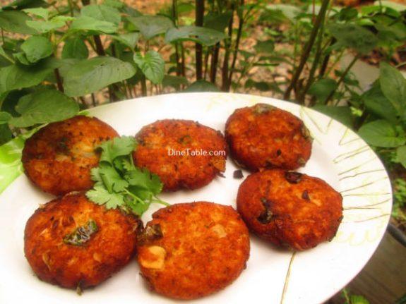 Chakkakuru Vada Recipe / Nutritious Vada