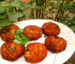 Chakkakuru Vada Recipe / Kerala Vada