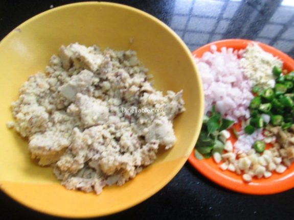 Chakkakuru Vada Recipe / Easy Vada