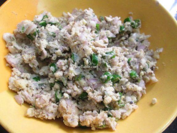 Chakkakuru Vada Recipe / Simple Vada