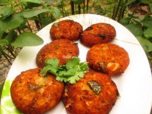 Chakkakuru Vada Recipe