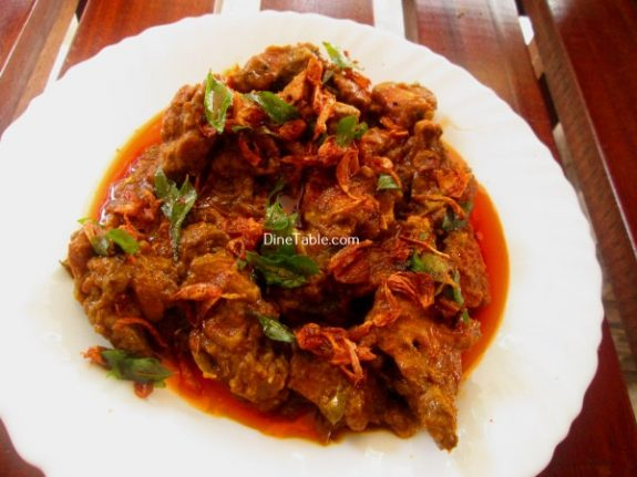 how to cook chicken curry using curry powder