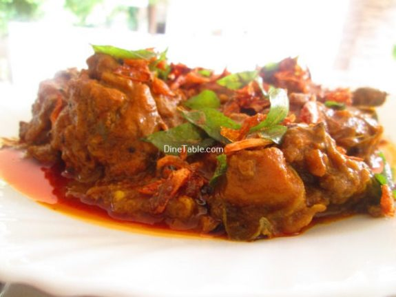 Chicken Curry Recipe / Healthy Curry