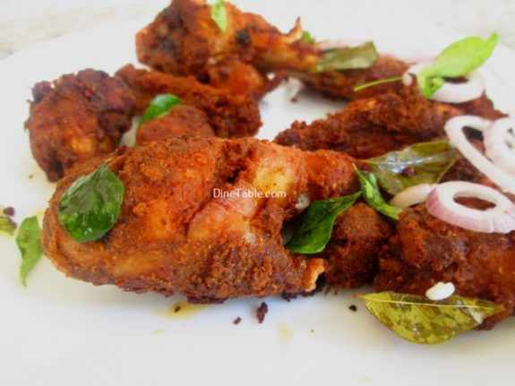 Chicken Fry Recipe / Tasty Fry