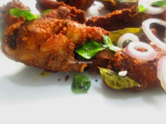 Chicken Fry Recipe / Non Veg Fry
