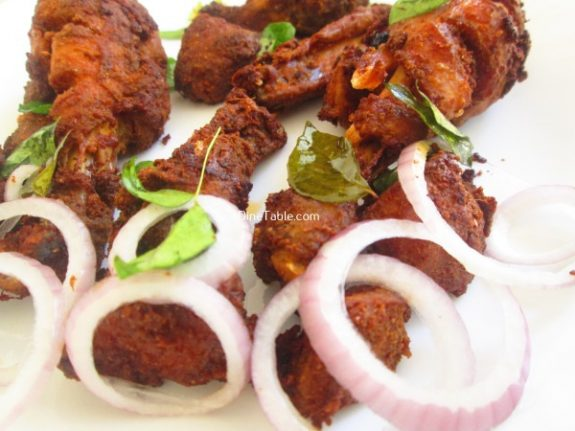 Chicken Fry Recipe / Simple Fry