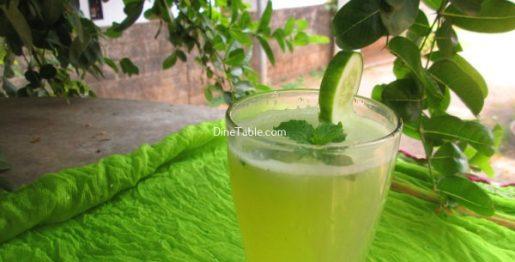 Cucumber Juice Recipe / Tasty Juice
