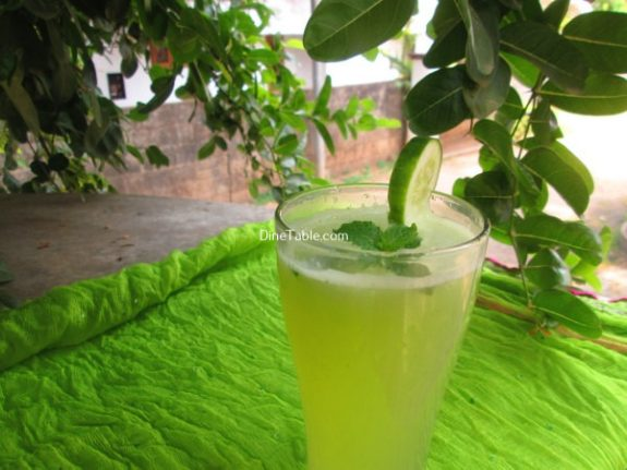 Cucumber Juice Recipe / Tasty Juice
