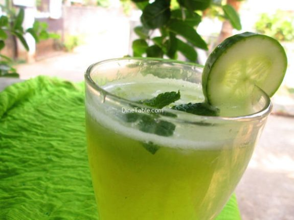 Cucumber Juice Recipe / Nutritious Juice
