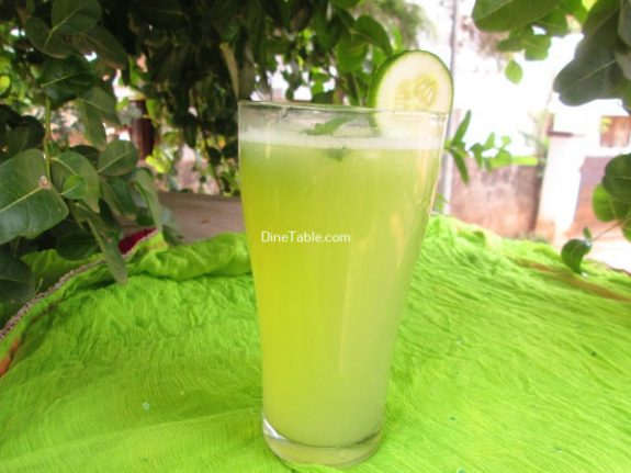 Cucumber Juice Recipe / Healthy Juice