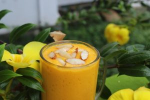 Mango Papaya Smoothie Recipe