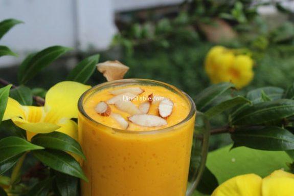 Mango Papaya Smoothie Recipe / Healthy Smoothie