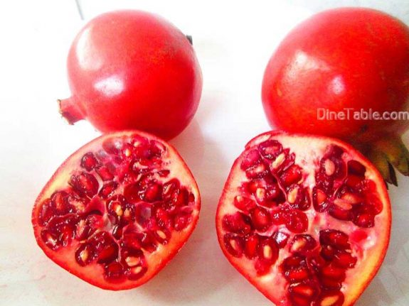 Pomegranate Mango Raita Recipe / Quick Raita