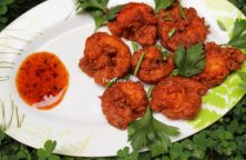 Prawns 65 Recipe / Easy Fry
