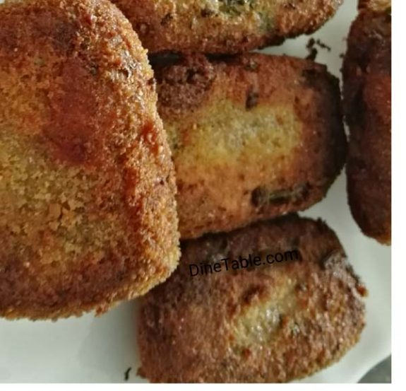 Broccoli Nuggets Recipe - Healthy & Easy Snack Recipe