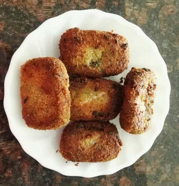 Broccoli Nuggets Recipe - Healthy Snack Recipe