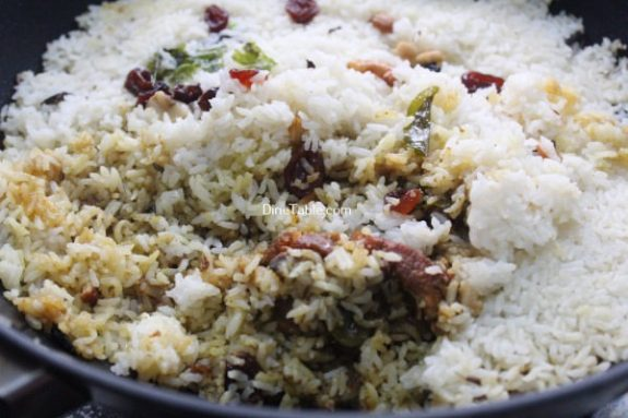Chicken Biryani Recipe / Meat Dish