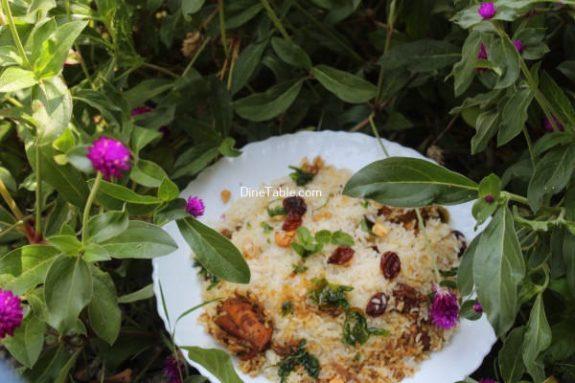 Chicken Biryani Recipe / Tasty Dish