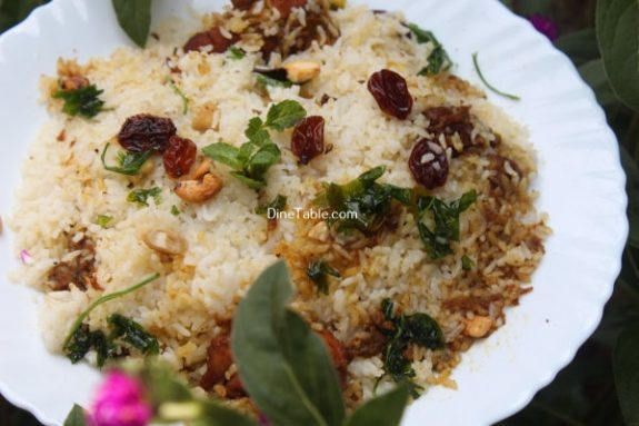 Chicken Biryani Recipe / Kerala Dish
