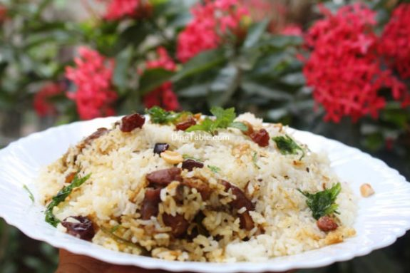 Chicken Biryani Recipe / Quick Dish