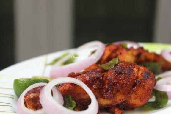 Chicken Drumsticks Fry Recipe / Homemade Fry