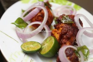 Chicken Drumsticks Fry Recipe