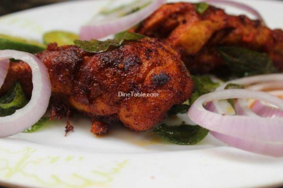 Chicken Drumsticks Fry Recipe / Kerala Fry