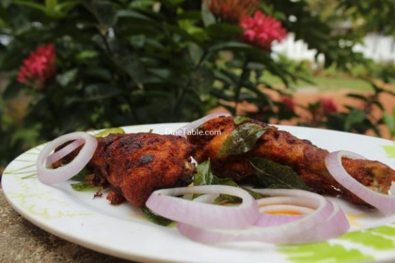 Chicken Drumsticks Fry Recipe / Non Veg Fry