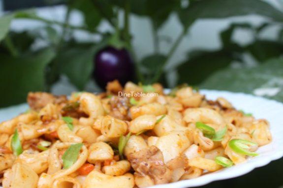 Chicken Macaroni Recipe / Tasty Dish